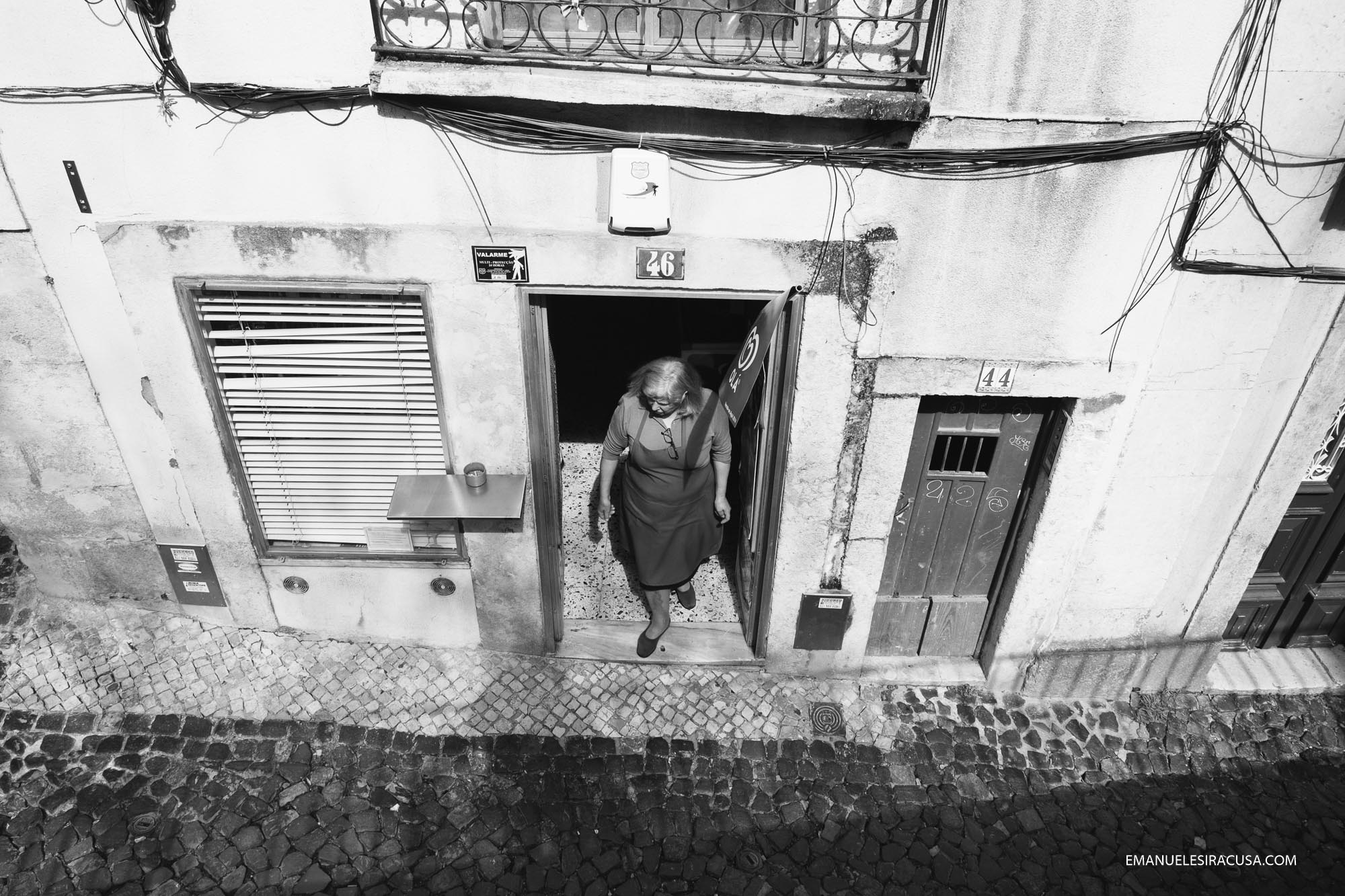Street Photography in Lisbon
