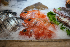 Alentejo Fish - Catch of the day in Sines, restaurante Arte e Sal - Emanuele Siracusa - Portugal Food and Travel Photographer